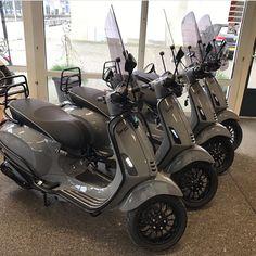 New Vespa, Vespa Lx, Vespa Sprint, Lambretta Scooter, Vespa Scooters, Moto Car, Scooter Design, Pocket Bike, 50cc