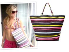 Murval Macaroon Striped Carryall    Use my personal invitation link to get a $10 credit.  Thank you!  http://osky.co/OyOFSu    Sale Price:  $41