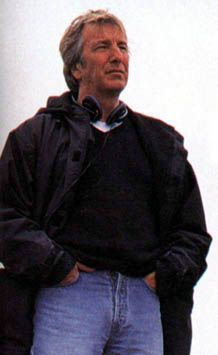 DONT TELL ME YOU DONT SEE IT xDDD - List of Alan Rickman's weirdest pics #PDsFavourites #Alan