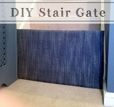 One of the things we didn't realise would be such a challenge with a puppy is the fact that he can get everywhere. And yes, it does seems obvious in hindsight! We thought we'd been… View Post Diy Stair, Stair Gate, Cat Gate, Hindsight, Castle, Stairs, Header, Cabin, Home Decor
