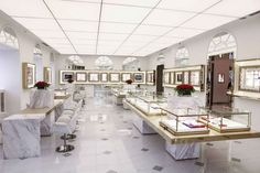 Jaff Jewellery Flagship Store by Design Overlay, Harbin – China » Retail Design…