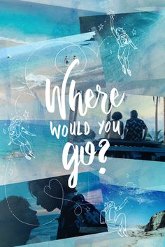 If you could anywhere in the world with your favorite special person, where would you go? For Maddy and Olly, it's the beaches of Hawaii. |  Everything, Everything Movie | In theaters now