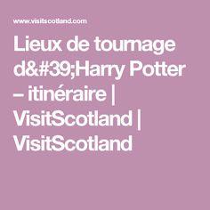 Lieux de tournage d'Harry Potter – itinéraire | VisitScotland | VisitScotland
