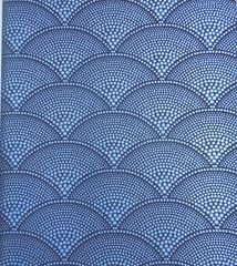 Cole and Son Feather Fan Removable Wallpaper