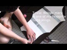 How to Measure a Gymnast for Rhythmic Gymnastics Leotard & Acrobatic Gymnastics Dress Sewing - YouTube