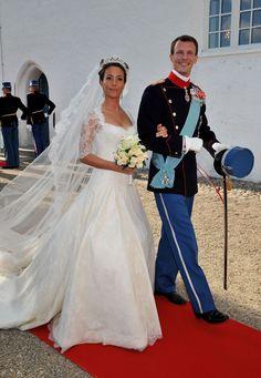 PRÍNCIPE JOACHIM E MARIE CAVALLIER, DA DINAMARCA, EM 2008