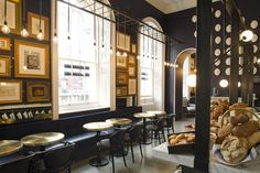Pennethorne's Café Bar — Somerset House, London