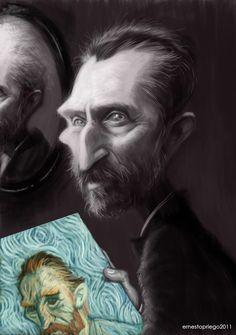 Ernesto Priego: Vicent Van Gogh