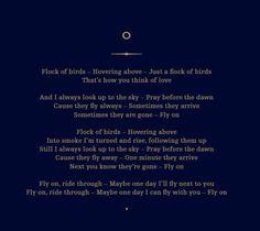 O - Coldplay