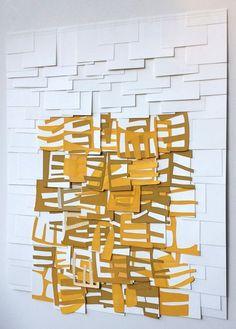 Raymond Saá gouache, collage on sewn paper Gouache, Photomontage, Collages, Ap Studio Art, Collage Art Mixed Media, Art Plastique, Art Forms, Art Lessons, Paper Art