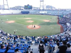 Masan Stadium (Changwon) | homeplate.kr