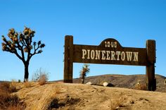 Pioneertown: A fake town founded by Western movie stars is now becoming a hip desert community.