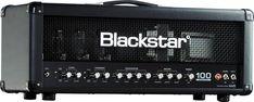 Blackstar Series One 100 100W Tube Guitar Amp Head Black
