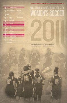 Western Michigan University women's soccer