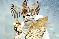El hombre ave