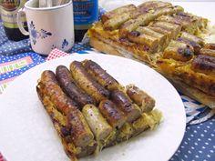 Klobaskový koláč...... http://chalupnikovi.com/recepty/?cat=19