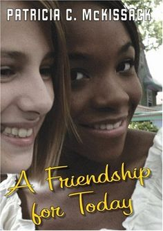 A Friendship For Today by Patricia C. McKissack http://www.amazon.com/dp/043966098X/ref=cm_sw_r_pi_dp_DdGIvb04KHQDK