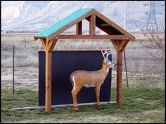 Target Backstop - by Bowhunting - Printable Crossbow Hunting, Archery Hunting, Deer Hunting, Hunting Stuff, Diy Crossbow, Crossbow Arrows, Coyote Hunting, Hunting Tips, Archery Target Stand
