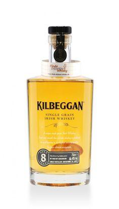Kilbeggan Single Grain Irish Whiskey 8 Jahre, 40%