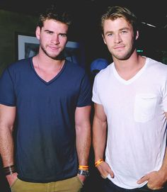 Hemsworth borthers