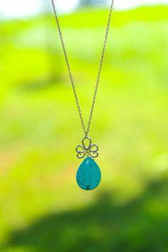 Throw Stones Necklace