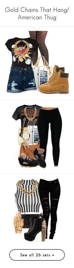 """""""Gold Chains That Hang/ American Thug"""" by rebecca-marie-lour ❤ liked on Polyvore featuring art, Wildfox, Brooks Brothers, Michael Kors, Chanel, Tripp, Jeffrey Campbell, Converse, Sik Silk and Dorothy Perkins"""