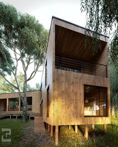 CGarchitect - Professional 3D Architectural Visualization User Community | House La Invernada 1