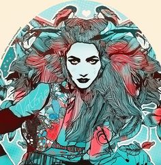 anicca-impermanence by giulio iurissevich, via Behance
