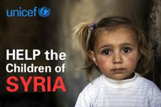 Lend a helping hand to the people in Syria
