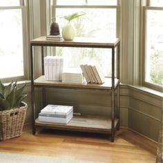 Durham Short Bookcase | Furniture | Ballard Designs