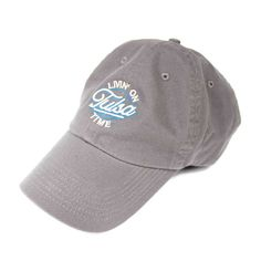 Tulsa Time Twill Hat - Gray