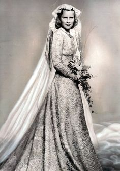 Martha Parke Firestone, granddaughter of the founder of the Firestone Tire Company, Harvey Firestone, married William Clay Ford, the son of Mrs. Edsel Ford, of Grosse Pointe Shores, Michigan, and the late Mr. Ford, on June 17, 1947, in Akron, Ohio.