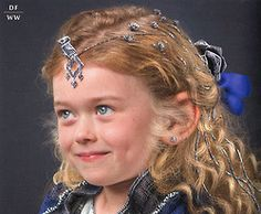 """Dwarven Children concepts by Daniel Falconer (DF) (his daughter is this little girl who consented only if she were made a dwarf princess) and Frank Victoria (FV) of WETA Workshop. From """"The Hobbit: An Unexpected Journey Chronicles."""""""