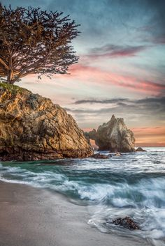 ~~Gibson Beach at Point Lobos State Reserve - Carmel, California by Axe.Man~~