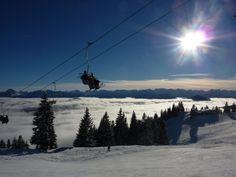 Ski: Brauneck, Lenggries    Brauneck ist eines der traditionsreichsten Münchner, wenn nicht sogar bayerischen Skigebiete. Auch wenn man den Liftanlagen ...
