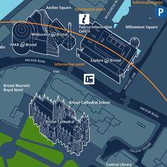 Bristol Legible City <em>for MetaDesign (London) and City ID</em>