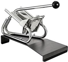 Paderno World Cuisine Manual French Fry Maker, Stainless Steel by Paderno World Cuisine. $602.40. with a slanted handle. commercial quality. heavy duty. stainless steel construction. 1 year warranty. The Paderno World Cuisine manual french fry maker is made of stainless steel Stainless Steel