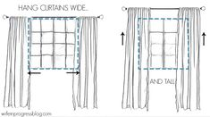 4 Tenacious Cool Tricks: Curtains Behind Bed Small Rooms drop cloth curtains ombre. Ikea Curtains, Tall Curtains, Curtains Behind Bed, Layered Curtains, Pink Curtains, Vintage Curtains, Drop Cloth Curtains, Burlap Curtains, Curtains Living