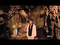 Linville Caverns- 1 hour from Asheville. (Re-watch The Descent and then go tour this)