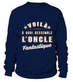 Oncle Fantastique  #birthday #october #shirt #gift #ideas #photo #image #gift #costume #crazy #nephew #niece
