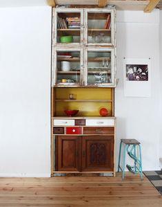DIELEREI - Möbel aus Altholz