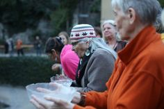Vision: Spirituelle Großmütter Bewegung