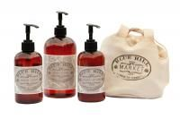 Our kitchen sink duo: Blue Hill black currant hand soap and lotion. The pair arrives in a Blue Hill Market canvas gift tote, making this seemingly practical item a perfect hostess gift. Blue Hill Farm, Dishwashing Liquid, Hand Lotion, Hostess Gifts, Kitchen Accessories, Kitchen Sink, Biodegradable Products, Lemon, Soap