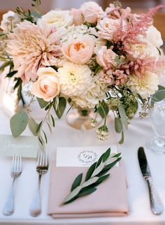 pink+elegant+wedding