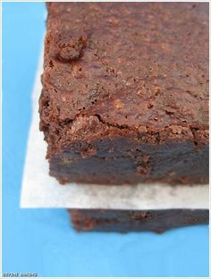 These are by far the best homemade brownies I've ever had! YUM