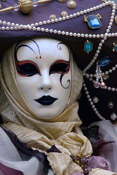 Maschera Carnevale di Venezia 2008,