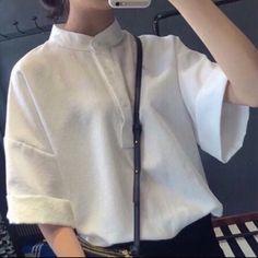 Áo sơ mi dáng suông được bán trên Shopee với giá chỉ ₫ 80.000 ! Mua ngay: http://shopee.vn/nguyen_tam179/20276288! #ShopeeVN
