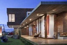 telhado em concreto