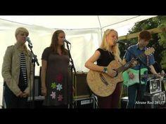Ulrikke plays Egholm festival 2012