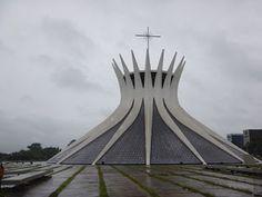 Catedral de Brasília #viajarcorrendo #brasília #bsb #turismo #viagem #torredetv #congresso #palaciodoplanalto